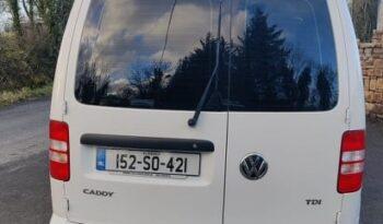 2015 (152) VW CADDY 1.6 DIESEL full