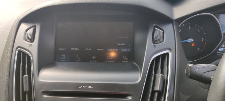 2017 Ford Focus ZETEC Start / Stop 1.5 TDCi 120 full